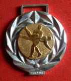 Medalie Sport - LUPTE GRECO-ROMANE concurs international Romania 1977