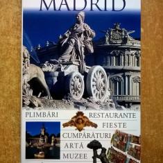 Madrid Ghiduri turistice {Rao, 2006}