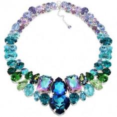 Morrigan Necklace cristale swarovski de lux - Colier Swarovski