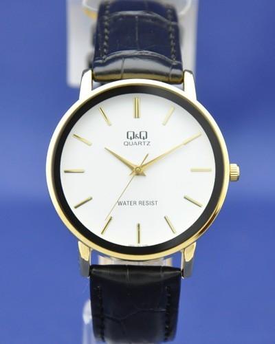 Ceas Dama Elegant Q850J101Y Auriu