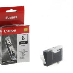 Cartus cerneala Original Canon BCI-6B Negru, compatibil S800