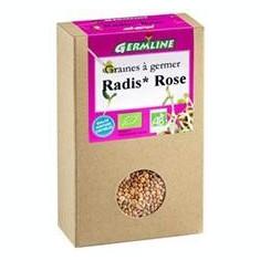 Ridiche Rosie pentru Germinat Bio Germline 150gr Cod: 3465511126156 - Legume
