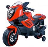 Motocicleta 6v cu led roti 1,5-4 ani MT01