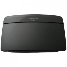Router Wireless Linksys E1200, 1xWAN Gigabit, 4xLAn, Wireless-N technology, N300
