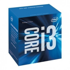 CPU INTEL skt 1151 Core i3 Ci3-6100, 3.7GHz, 4MB