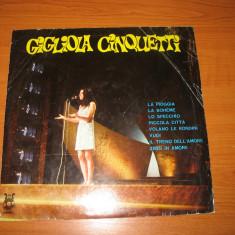 """Gigliola Cinquetti (disc vinil 10"""" vinyl pickup)"""
