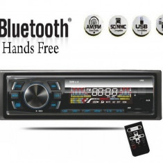 Radio Player Auto Zappin 6649 Bluetooth FM, MP3, SD, USB, AUX, 4x50W, 4xRCA - CD Player MP3 auto