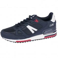 Incaltaminte sport pentru copii American Club BSM06570, Bleumarin - Pantofi copii