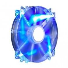 Cooler COOLER Master Fan for Case MegaFlow 200x200x30 mm, w. 4 LED blue, sleeve bearing ''R4-LUS-07AB-GP'' - Cooler PC