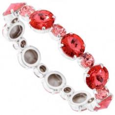 Rivoli Chaton Elastic Bracelet (12/ss34) rosie - Bratara Swarovski