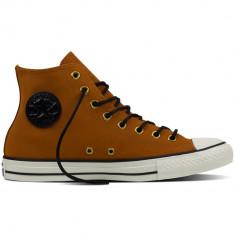 Tenisi barbati Converse Chuck Taylor All Star Leather 153807C, Maro