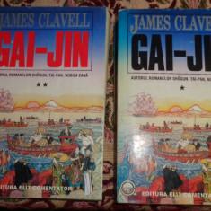 Gai-jin 2 volume an 1994/1532pagini- James Clavell - Roman