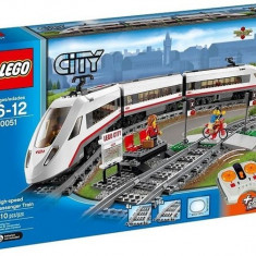 Tren de pasageri de mare viteza - LEGO City