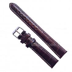 Curea Ceas Piele Maro 16mm