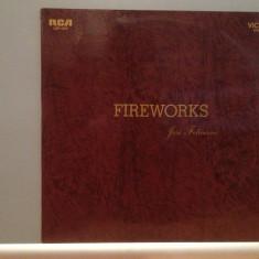 JOSE FELICIANO - FIREWORKS (1970/RCA/RFG) - Vinil/Analog/Impecabil (NM) - Muzica Pop rca records