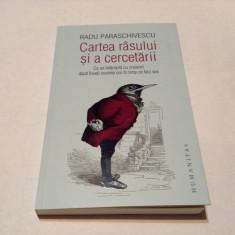 Radu Paraschivescu - Cartea rasului si a cercetarii,RF3/1