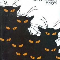 320 de pisici negre - Rodica Ojog Brasoveanu - Carte politiste