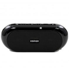 BOXE Portabile, RMS: 4W (2Wx2), Bluetooth 4.0, NFC, AUX, microSD, radiator pasiv bass, built-in Li-ion pana la 8h, black, EDIFIER