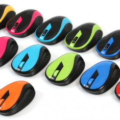 MOUSE OMEGA WIRELESS OM415 COLOR