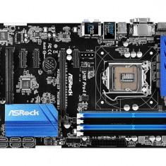 MB ASRock skt. 1150, Intel H97, 4*DDR3 1600/ 1333, VGA/DVI/HDMI, 1*PCIe 2.0, 3*PCIe1, 2*PCI, 6*SATA3 (RAID), Gigabit LAN, 8 CH, 4*USB3.0, ATX - Placa de Baza