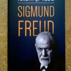 Sigmund Freud - Totem si tabu - Carte Psihologie