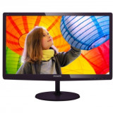 MONITOR PHILIPS 21.5 LED, 1920x1080, 5ms, 200cd/mp, vga, panel TN, Dynamic Contrast: 10mio:1, 223V5LSB2/10 (include timbru verde 3 lei)