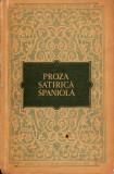 Proza satirica spaniola
