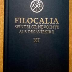Filocalia XI {2017}