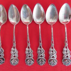 Lingurite din argint masiv, Tacamuri