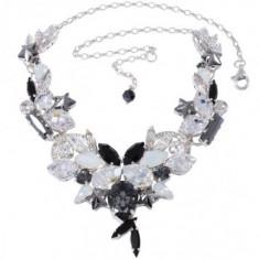 Imolah Necklace cu cristale swarovski de lux - Colier Swarovski