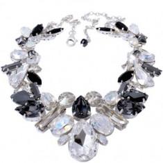 Kleopatra Necklace de lux cu cristale swarovski - Colier Swarovski