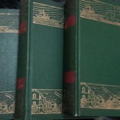 Contele de Monte-Cristo - ALEXANDRE DUMAS, 3 vol - Carte de aventura