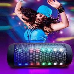 Boxa Bluetooth Portabila Q6 Magic Light, 12W AUX, USB, Card, Radio FM - Boxa portabila