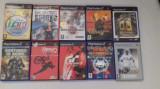 LOT 10 JOCURI  - PS2 [Second hand], Actiune, 12+, Multiplayer