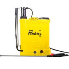 Vermorel - Pulverizator - Pompa de stropit - acumulator + manuala - 16L