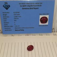 Rubin natural neincalzit 4.67