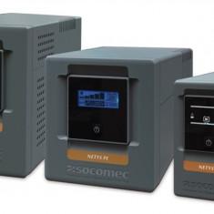 UPS SOCOMEC 2000VA / 1200W; Netys PE-LCD 2000VA, display LCD, 6 prize