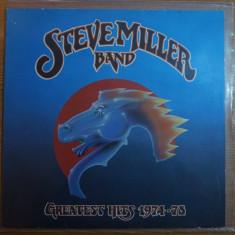 LP Steve Miller Band - Greatest Hits 1974-78 (Mercury 9199 916)1978 Germany,VG+, VINIL