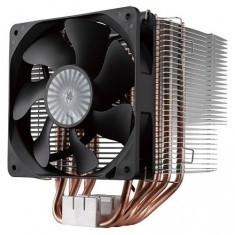 Cooler COOLER Master CPU universal, Hyper 612 v2, soc. LGA 2011-3/2011/1366/115x/775/FMx/AM3x/AM2x, Al-Cu, 6* heatpipe, 180W
