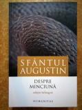 Sfantul Augustin - Despre minciuna {Ed. bilingva}