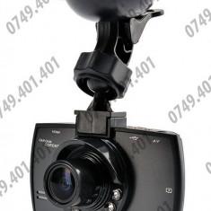Camera Auto DVR Novatek G30 TrueHD, unghi 120, ecran LCD 2, 4