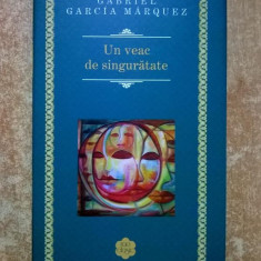 Gabriel Garcia Marquez - Un veac de singuratate {Rao, 2015} - Roman
