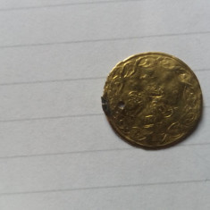 Vînd urgent 2 Monede de Aur vechi din Imperiul Otoman şi Austro Ungar. - Moneda Antica