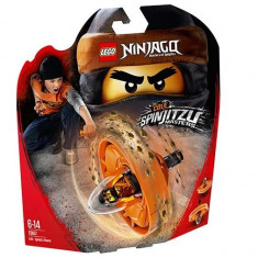 COLE - MAESTRU SPINJITZU - LEGO Ninjago
