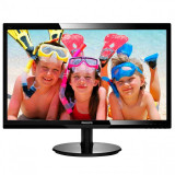 MONITOR PHILIPS 23.6 LED, 1920x1080, 5ms, 250cd/mp, vga+hdmi, 243V5LHSB/00 (include timbru verde 3 lei)