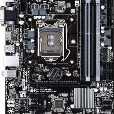 MB Gigabyte skt. 1150, Intel Z97, 4*DDR3 3100(OC)/1333 MHz, VGA/DVI/HDMI, 1*PCIe 2.0, 2*PCIe1, 6*S ATAIII (RAID), Gigabit LAN, 5.1CH, 4*USB3.0, mATX - Placa de Baza