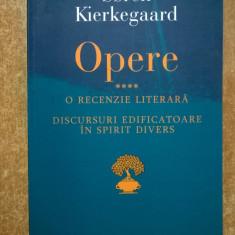 Soren Kierkegaard - Opere IV - Filosofie