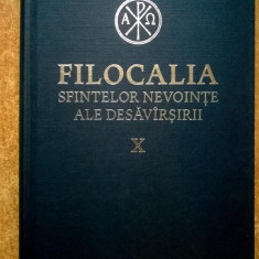 Filocalia X {2017}