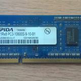 Memorie RAM 1GB DDR3-1333 MHz Elpida SODIMM laptop