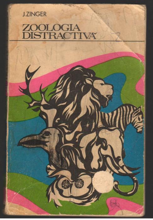 (C8014) ZOOLOGIA DISTRACTIVA DE J. ZINGER